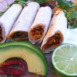 Chorizo Taquitos recipe