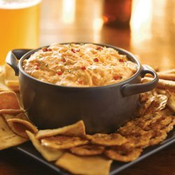 Buffalo Chicken and Blue Cheese Dip