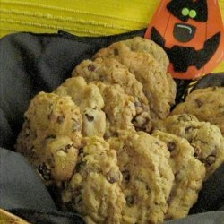 Oatmeal Raisin Walnut Chocolate Chip Cookies