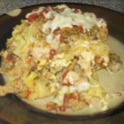 Ground Turkey Crock Pot Dinner