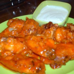 call the Fire Department  Hot Wings recipe