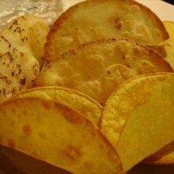 Turning Corn Tortillas Into Taco Shells