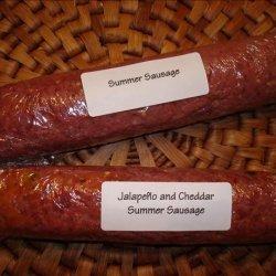 Spicy Summer Sausage