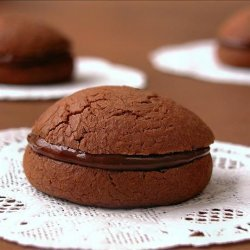 Gianduia  Sandwich Cookies (Chocolate-Hazelnut) recipe