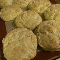 Bisquick sour cream biscuits