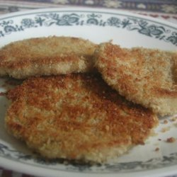Tuna Patties With Ranch Dressing
