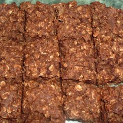 Ginger Oat Cookies (no White Sugar Added)