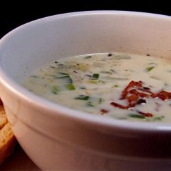 Red Lobster Clam Chowder