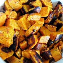 Herb Roasted Sweet Potatoes