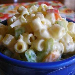 Easy Elbow Macaroni Salad