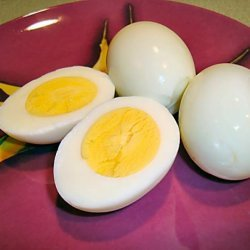 The Easiest Perfect Hard Boiled Eggs (Technique)