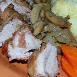 Portuguese Pork Tenderloin