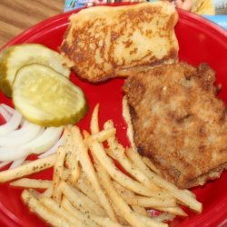 Fried Pork Tenderloin Sandwich (A Midwest Favorite)