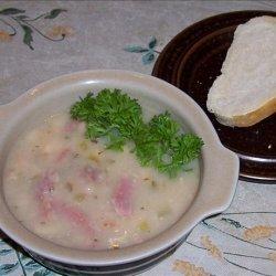 U. S. Senate Bean Soup