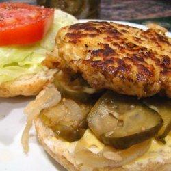 Poifect Cluck, Cluck Burgers (Chicken Burgers)