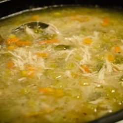 Crock Pot Chicken Vegetable Soup (Nothin' Fancy, Just Yummy)