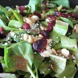 Cranberry and Feta Salad