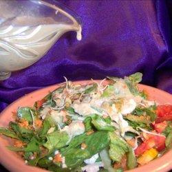 Tahini Goddess Salad Dressing recipe