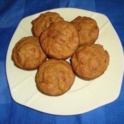 Kid Friendly Veggie Muffins!