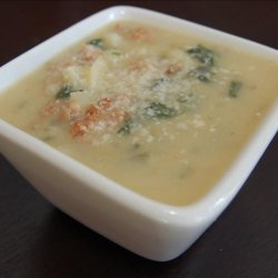 Zuppa Toscana Soup  (Olive Garden Clone)