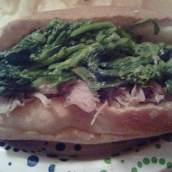Tony Luke's Italian Roast Pork Sandwich (The Real Deal)