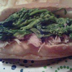 Tony Luke's Italian Roast Pork Sandwich (The Real Deal)