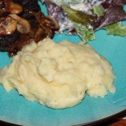 Ranch Mashed Potatoes