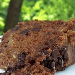 Chocolate Zucchini Cake II