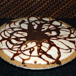 Chocolate Caramel Nut Pie