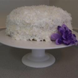 Pina Colada Cake II