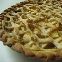 Aunt Shirley's Dietetic Pie recipe