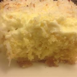 Hawaiian Wedding Cake III