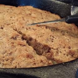 Skillet Apple Brownie