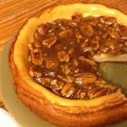 Eggnog Cheesecake I