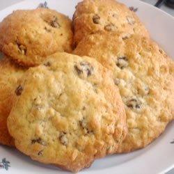 Oatmeal Raisin Cookies III
