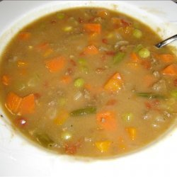Plaza III Steak Soup - Copycat recipe