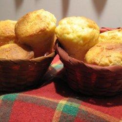 Cheesy Mini Corn Muffins