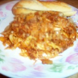 Cabbage Roll Casserole