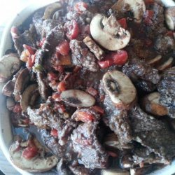 Sirloin Steak Casserole