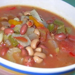 Texas Two Bean Soup