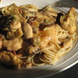 Romano's Macaroni Grill Chicken Scaloppine
