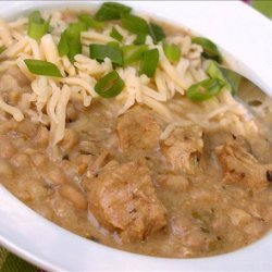 Great White Chili (supposed to Be by Willie Nelson)