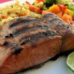 Bek's Grilled Mahi Mahi Fillets in Soy Ginger Marinade (Oamc)