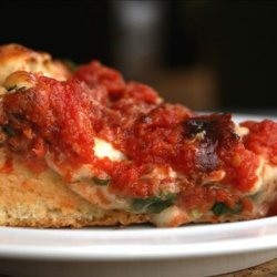 Chicago Style Deep-Dish Pizza Dough