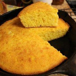 No-Flour Cornbread