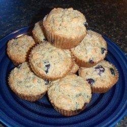 Strawberry Banana Muffins (Gluten-Free)
