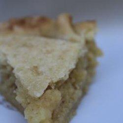 Mom's Oil Crust Pie Shell