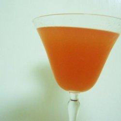 Pineapple Upside-Down Cake Martini