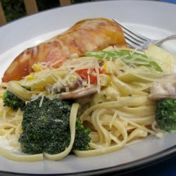 The  Perfect  Pasta Primavera