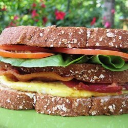 Breakfast Club Sandwich
